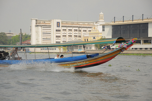 Thai boat