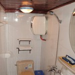 Ha Long Bay - bathroom